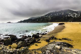 Playa de Zapallar Valparaiso