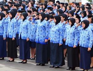Pengangkatan Langsung PNS dari Tenaga Honorer Rugikan Negara