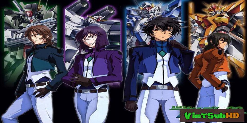 Phim Mobile Suit Gundam 00 Full 25/25 VietSub HD | Mobile Suit Gundam 00 2013