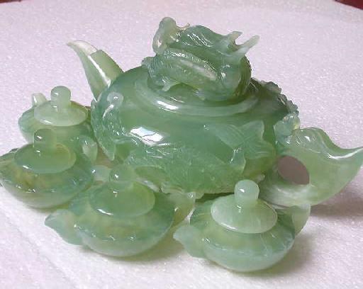 gach bong-jade_teapot Vật liệu V-Ray FastSSS2 (Phần 3)