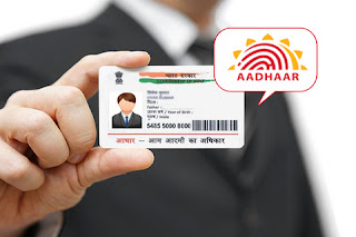 Voluntary use of Aadhaar Card for taking mobile SIM card and opening Bank account