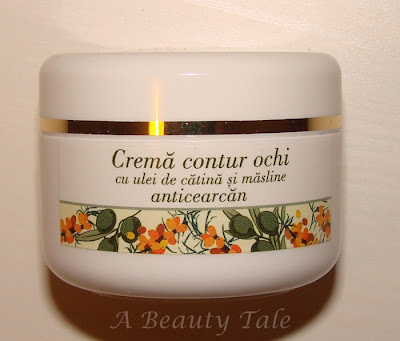 review *crema de ochi & demachiant COSMETIC PLANT*