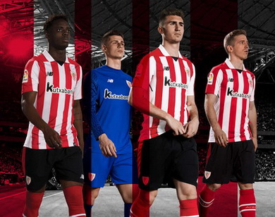 Maillot Domicile Athletic Club 2018