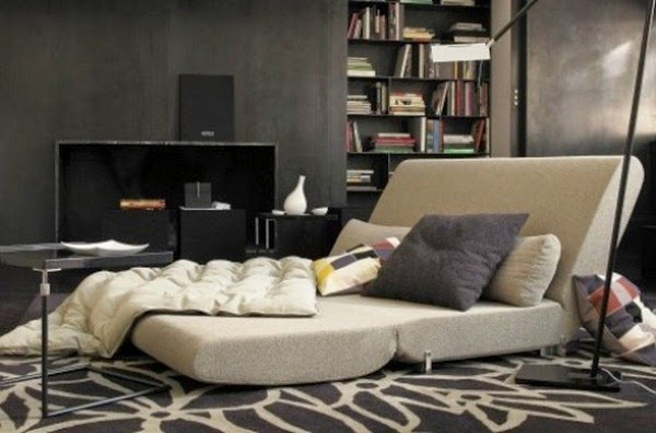 Ideas For Creative Sofa Bed Design For Your Modern Interior