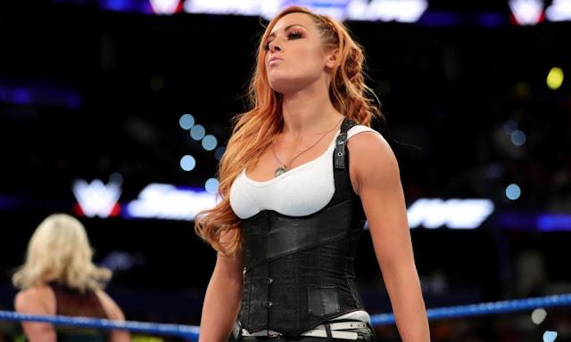 Becky Lynch mindenképpen birkózna a TLC-n.