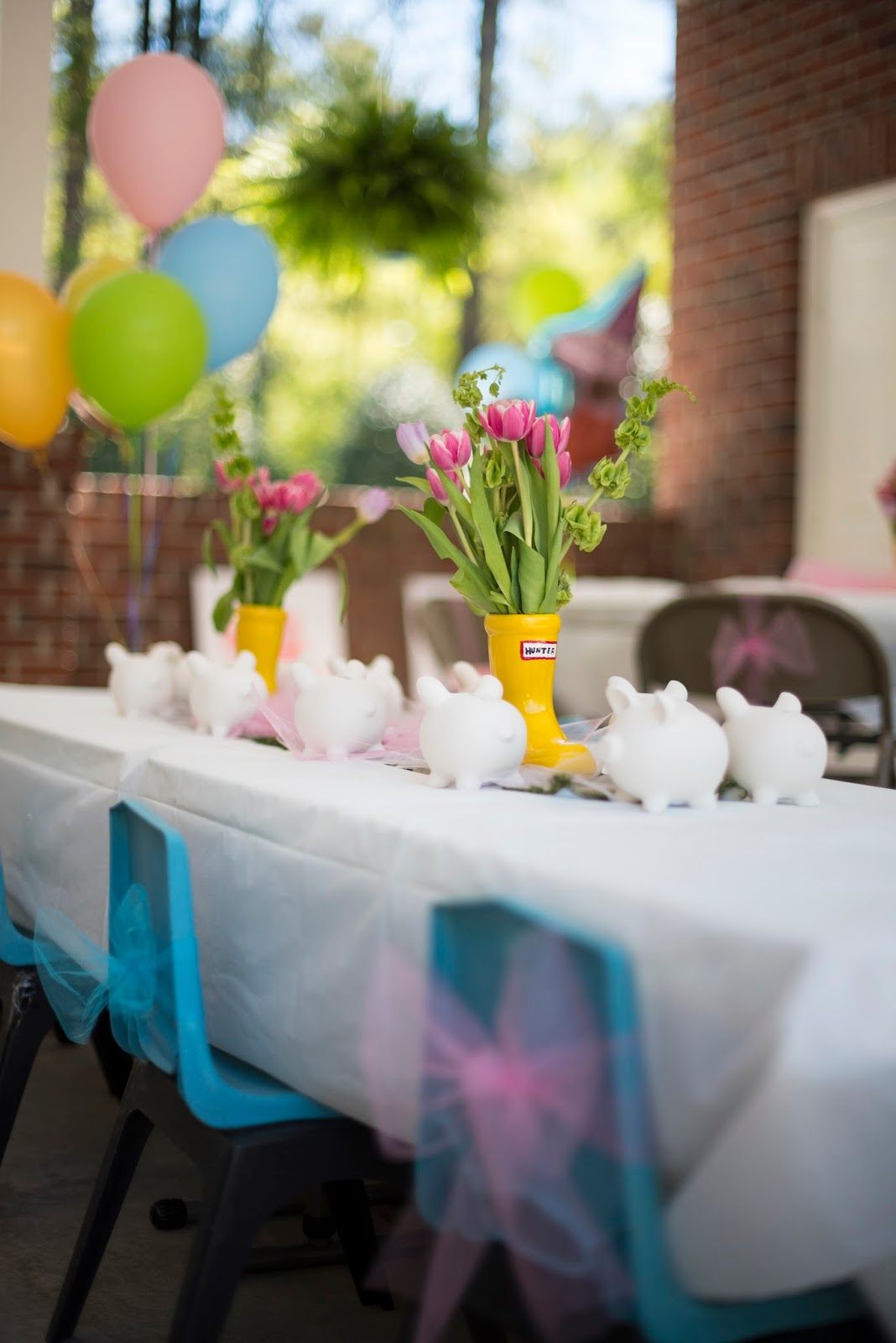 Kids Birthday Party Ideas - Click through to see more on Something Delightful Blog