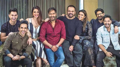 Golmaal Again reach 252 crore Worldwide