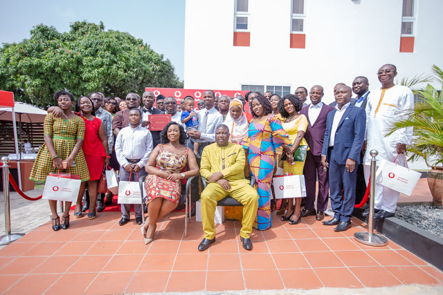 Over 40 SMEs Benefit From Vodafone CEIBS Masterclass Programme