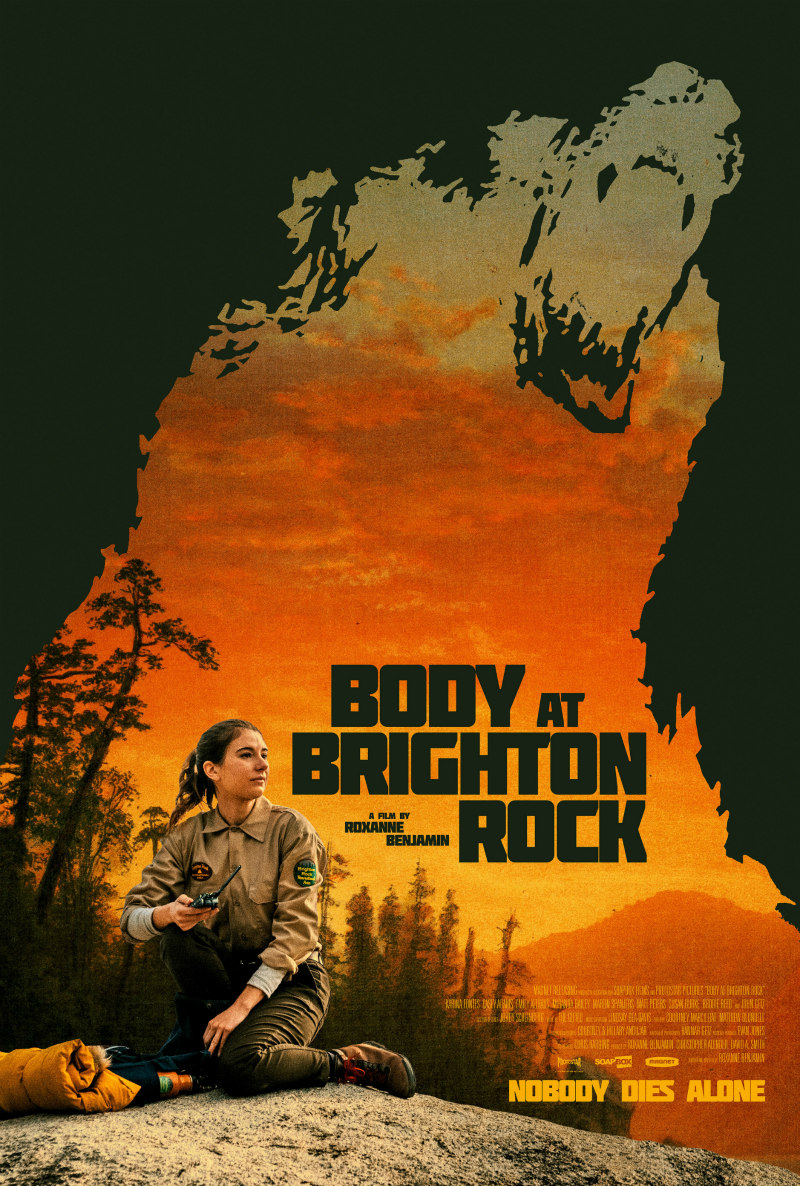body at brighton rock poster