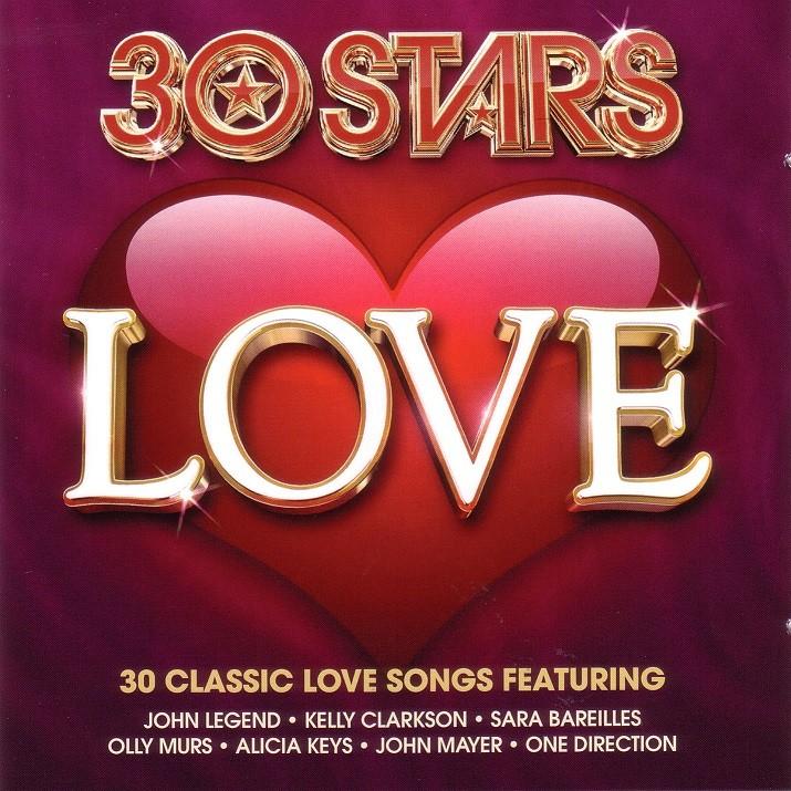 Download [Mp3]-[Album Hit] รวมเพลงสากล 30 เพลงดาวประดับรัก กับอัลบั้ม 30 Stars Love – Various 4shared By Pleng-mun.com