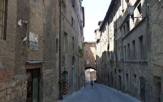 Calleando por Siena.