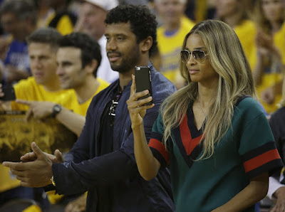 Ciara Fears For Russell Wilson's Life Following Future's Threats