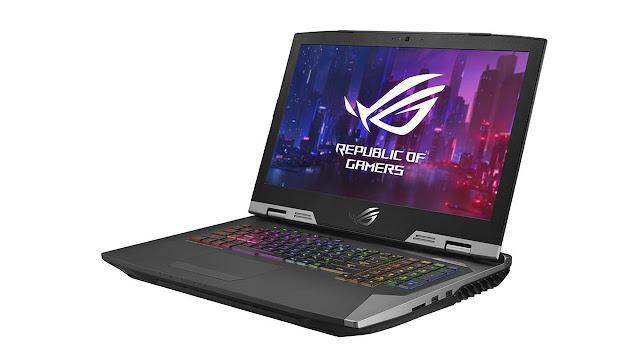 """ASUS ROG G703GX """" Laptop Gaming Pertama di Indonesia dengan GeForce RTX 2080 """""""