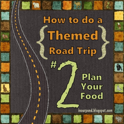 How to Plan a Zoo Themed Road Trip from In Our Pond