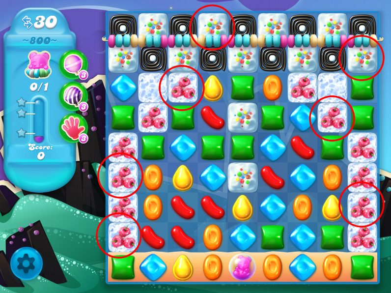 Candy Crush Soda saga 800