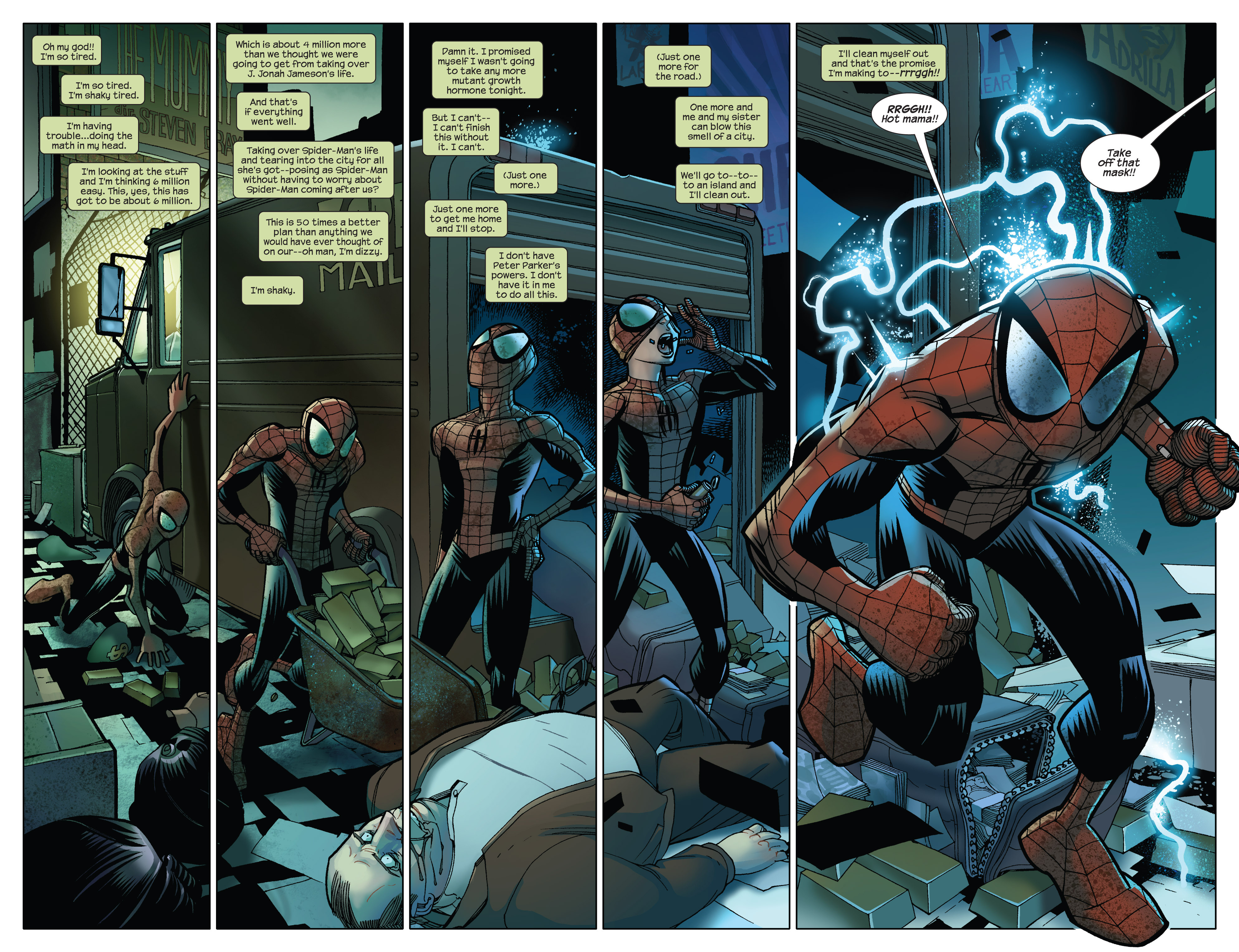Read online Ultimate Spider-Man (2009) comic -  Issue #14 - 3