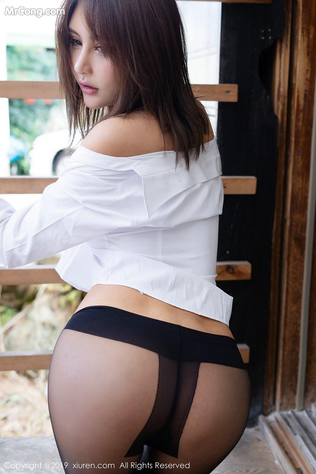 Image XIUREN-No.1305-SOLO-MrCong.com-006 in post XIUREN No.1305: Người mẫu SOLO-尹菲 (44 ảnh)