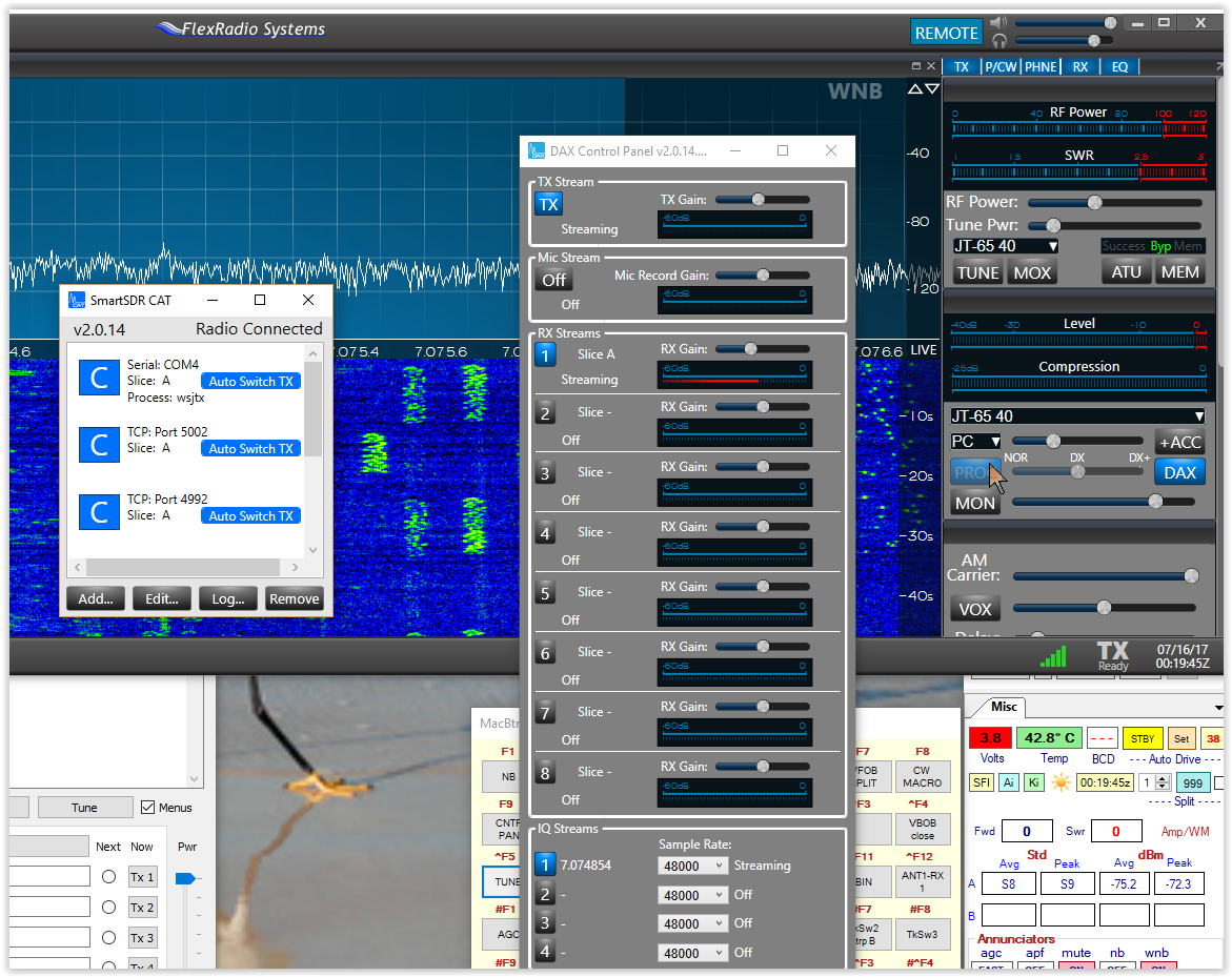 Software Defined Ham Radio: FT-8 a new digital mode freom K1JT and K9AN