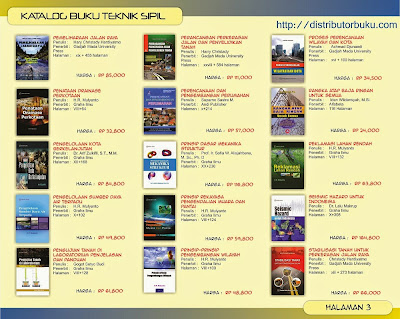 Katalog Buku teknik Sipil Halaman 3