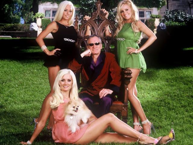 La mansión de Playboy a la venta por 200 millones de dólares