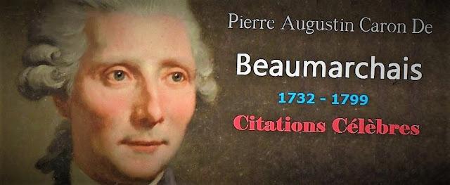 Pierre-Augustin Caron de Beaumarchais : L'écrivain Francais