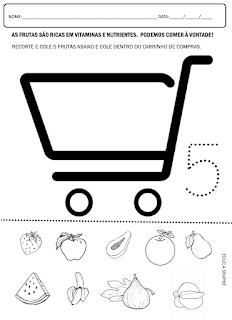 projeto frutas e sistema monetário