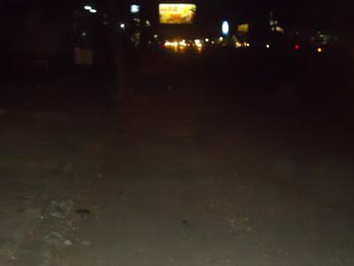 Mudik di H-7 Lebaran-Suasana Jalan Yos Sudarso Gombong Kebumen