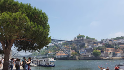 (Almost) Wordless Wednesday - Oporto, Portugal