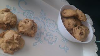 Galletas de calabaza, canela y nueces cookies desayuno merienda postre ricas sencillas tiernas Cuca