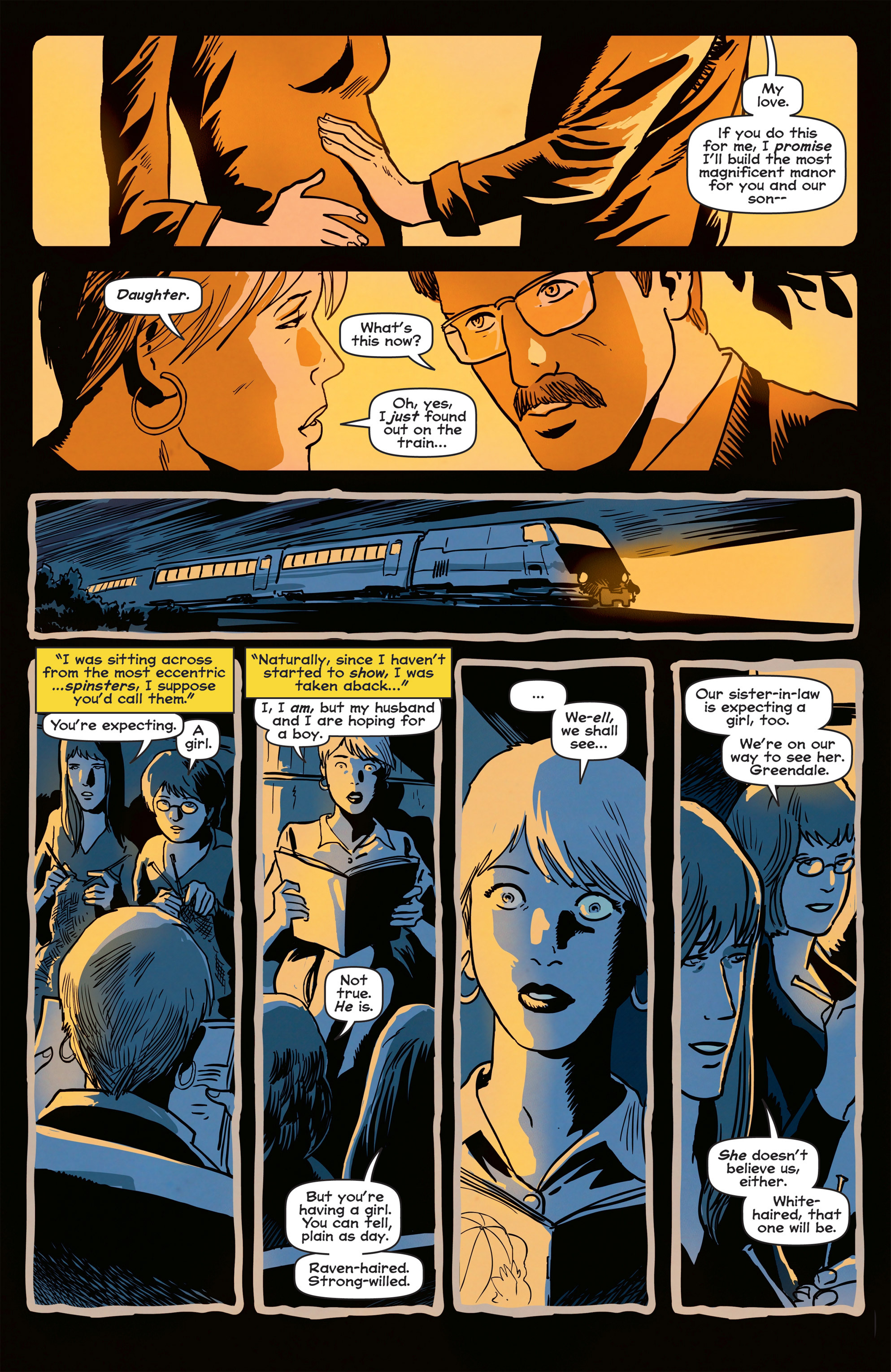 Read online Afterlife with Archie comic -  Issue #3 - 5