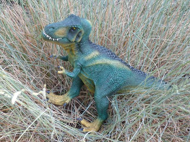 Schleich dinosaurs