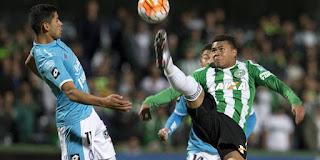 Coritiba FBC vs Atlético Nacional  en Copa Sudamericana 2016
