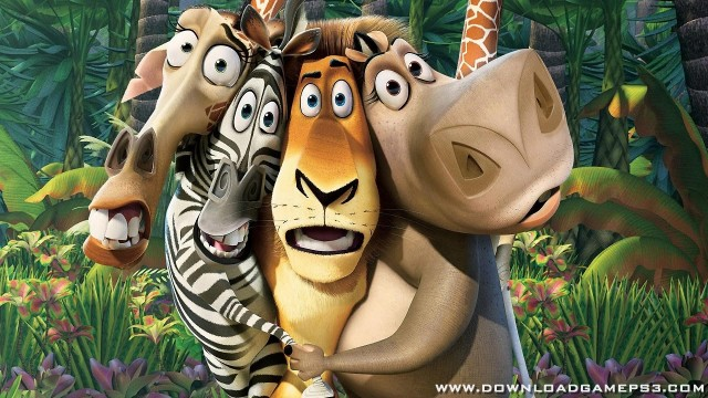 Madagascar 3 Europes Most Wanted - Download game PS3 PS4