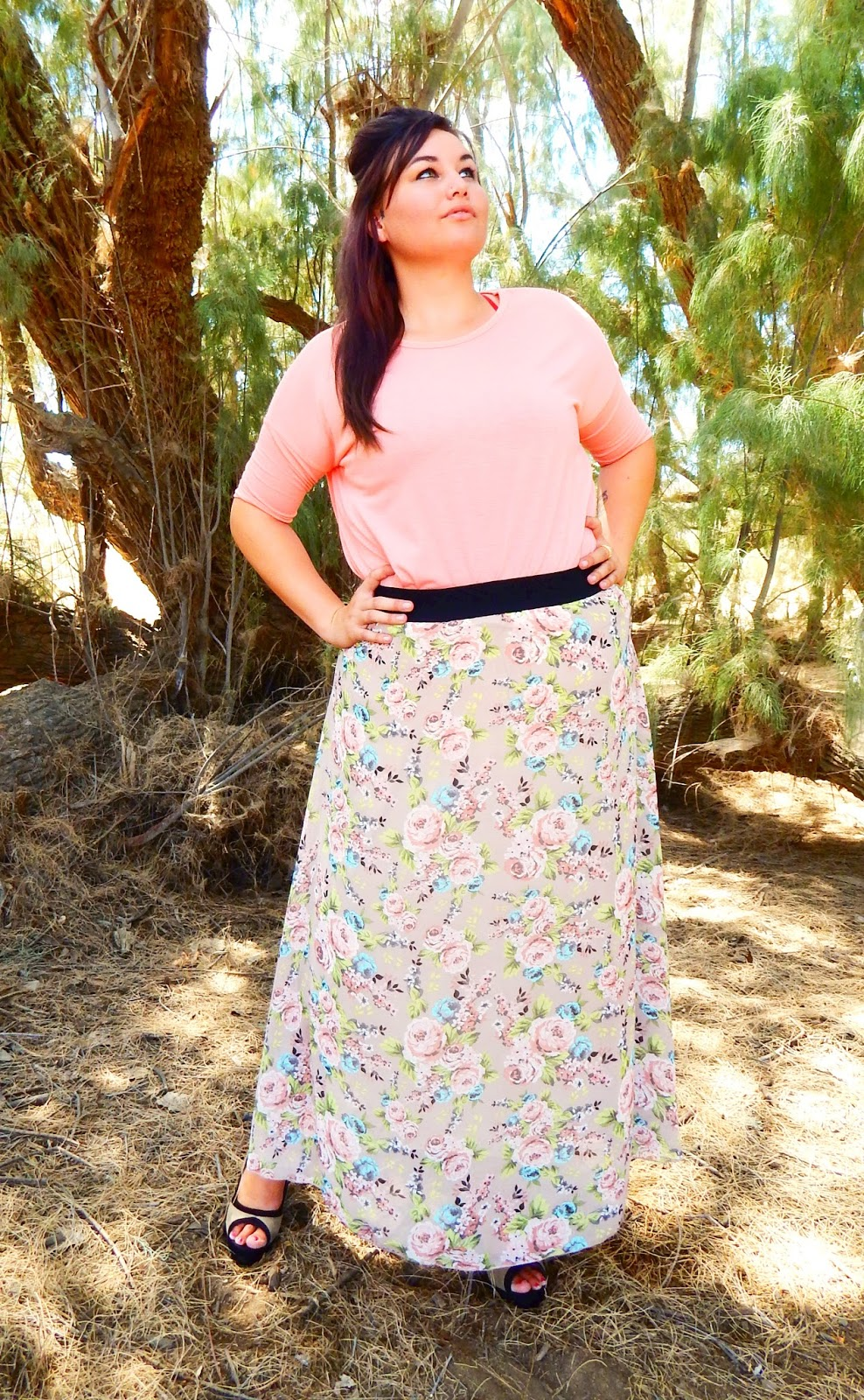 My Lularoe Boutique by popular California style blogger Lizzie in Lace