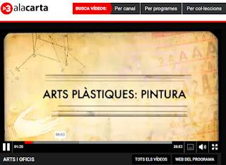 http://www.ccma.cat/tv3/alacarta/arts-i-oficis/arts-plastiques-pintura/video/5597669/