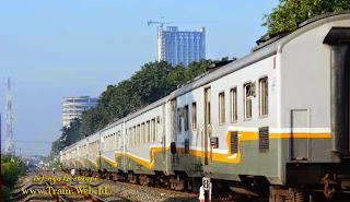 Kereta Api Argo Wilis Januari