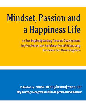 Ebook: Mindset and Passion - Strategi Bisnis