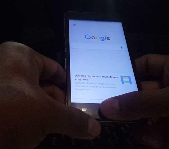 Remover cuenta Google Hisense U972