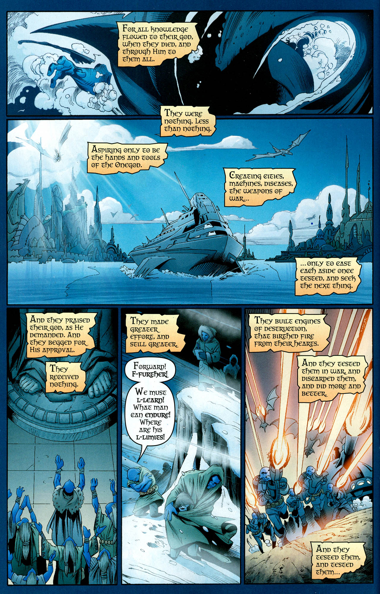 Read online Trinity (2008) comic -  Issue #30 - 11