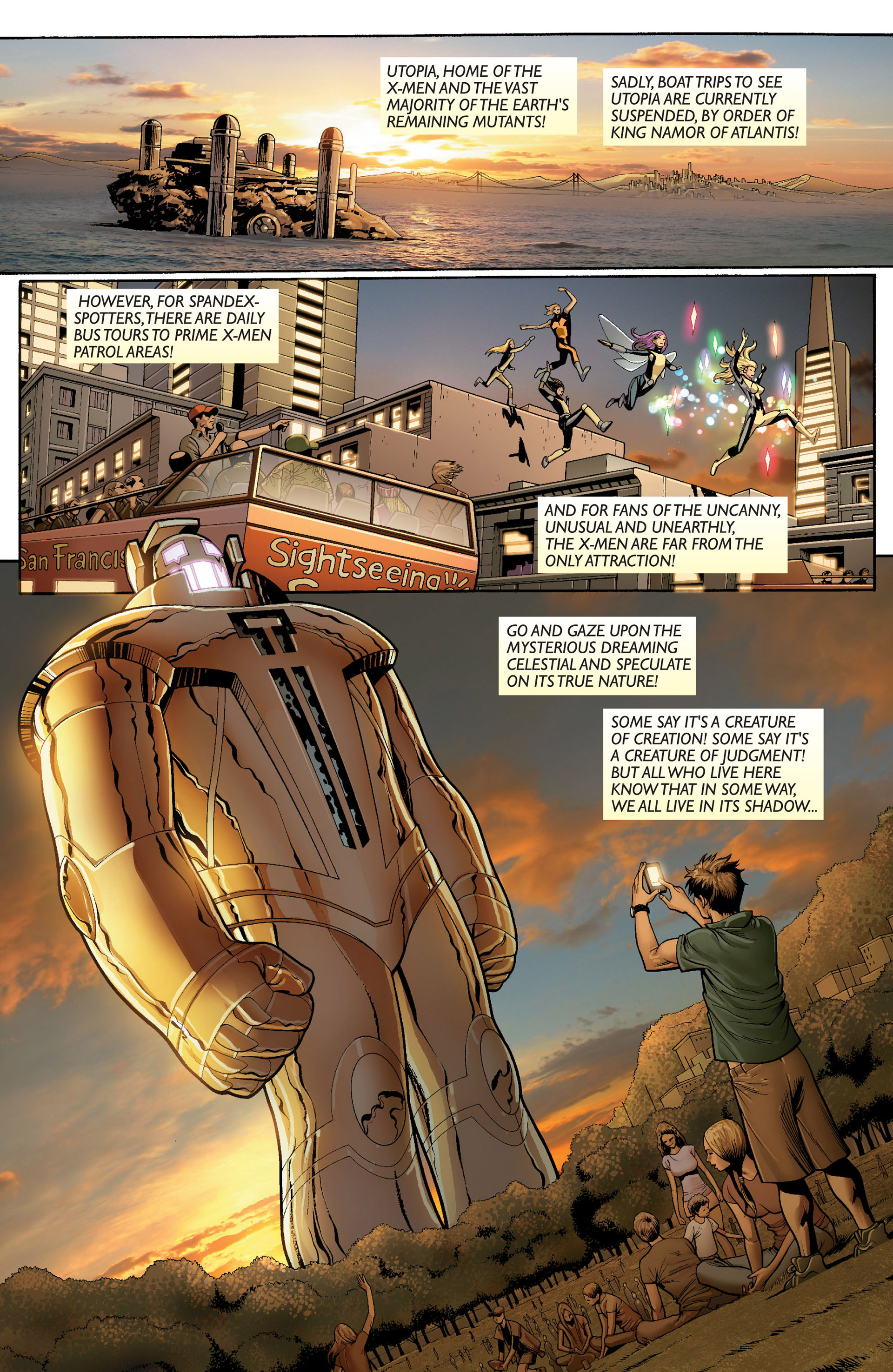 Read online Uncanny X-Men (2012) comic -  Issue #1 - 4