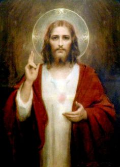 The Enthronement of the Sacred Heart of Jesus in the Home