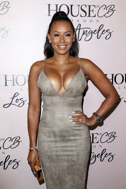 Melanie Brown – House of CB Flagship Store Launch in Los Angeles