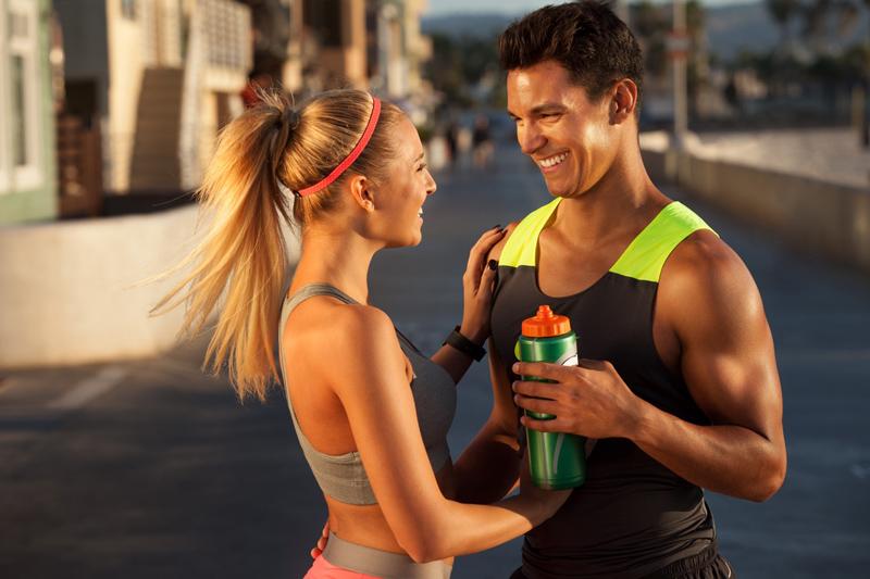 5 Exercícios Físicos a Dois que Vai Adorar
