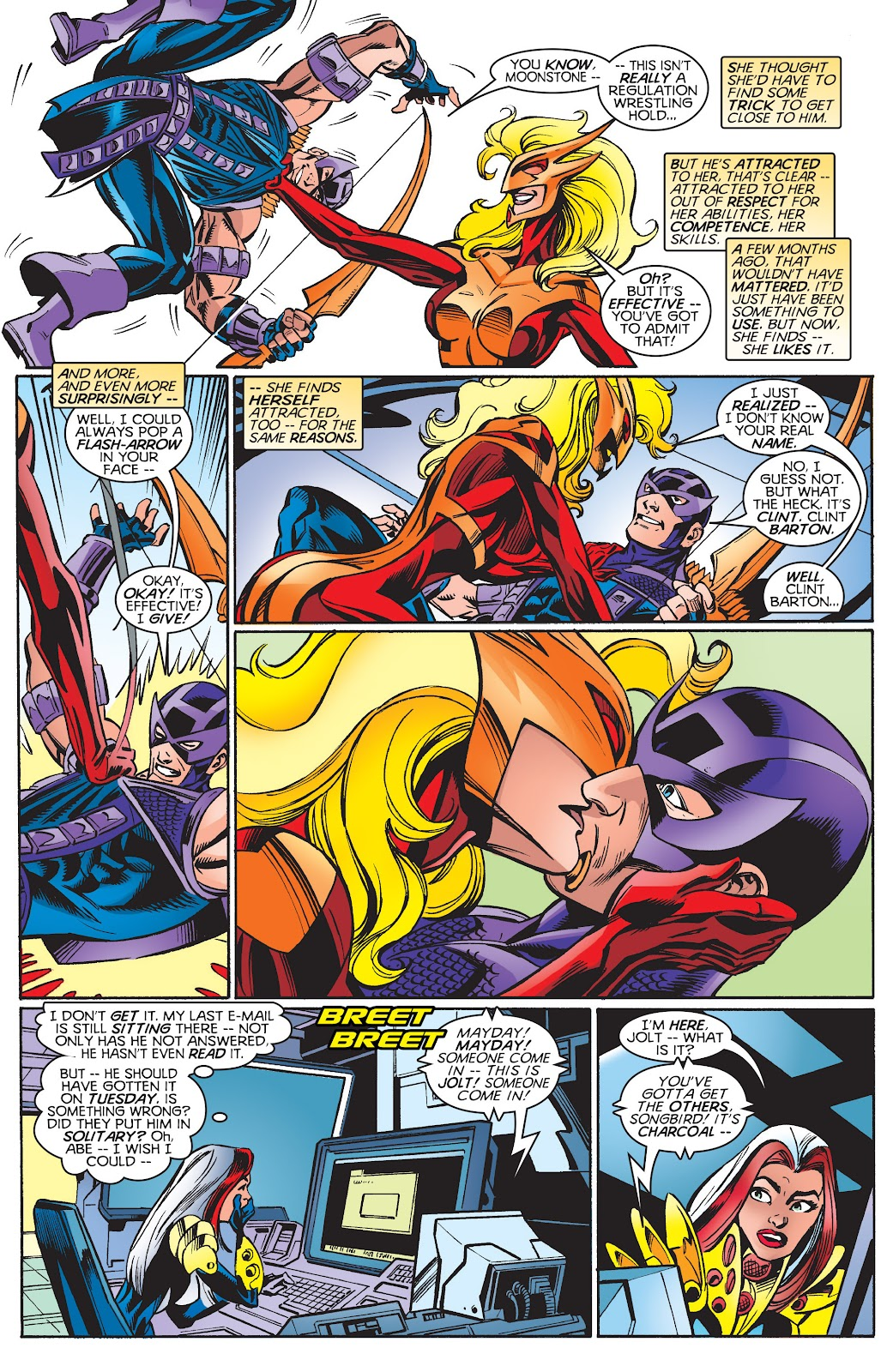 Read online Hawkeye & The Thunderbolts comic -  Issue # TPB 1 (Part 3) - 3