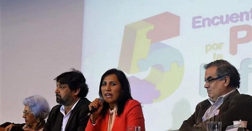 MINEDU: Atender a la primera infancia es clave para formar a las nuevas generaciones, sostiene la Ministra de Educación, Flor Pablo Medina