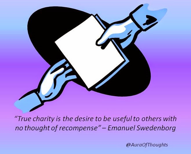 Charity Poetry - AuraOfThoughts