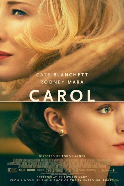 """Carol"", Cate Blanchett, Todd Hayne, Rooney Mara"
