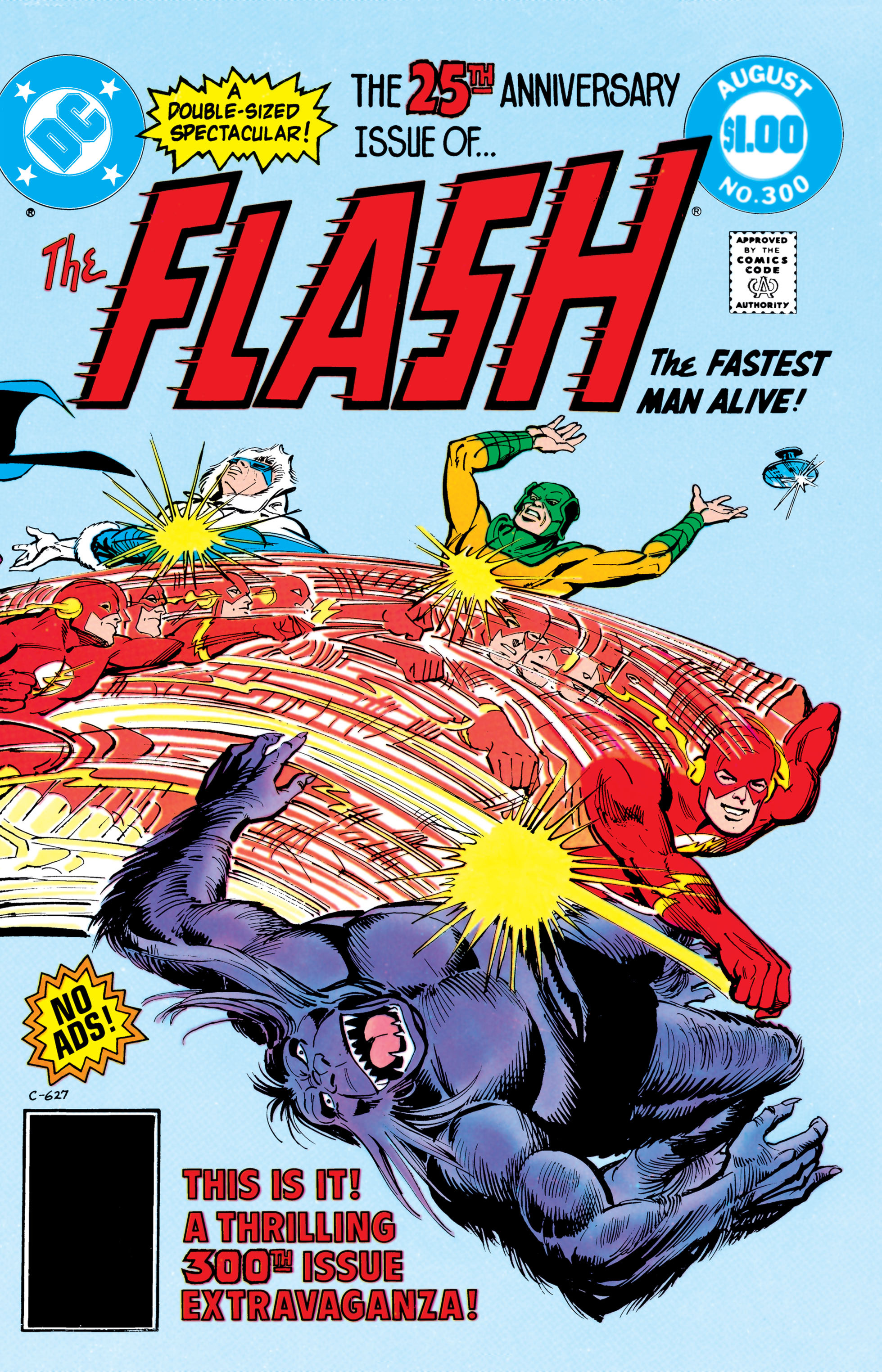 The Flash (1959) 300 Page 1
