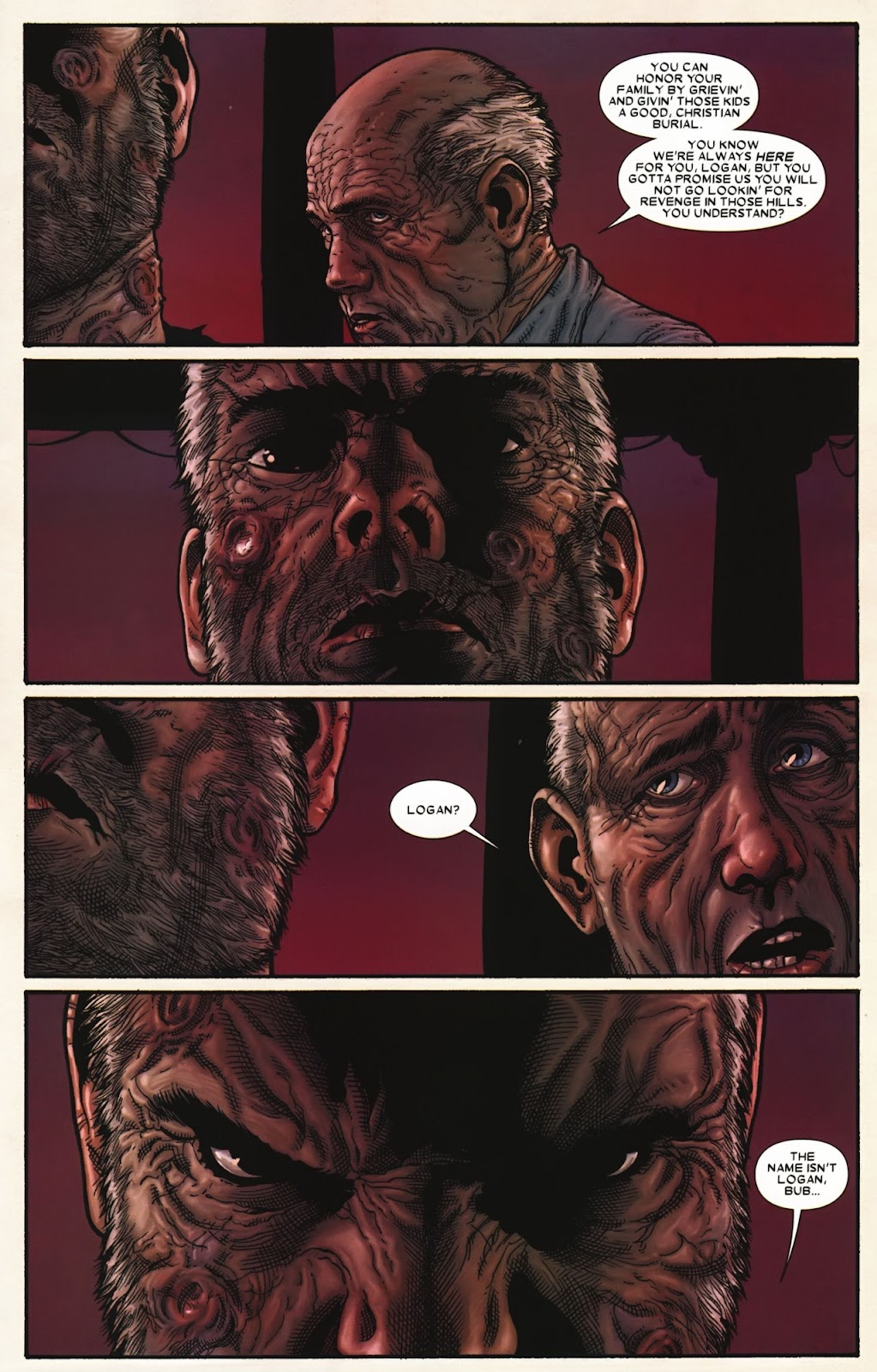 Read online Wolverine (2003) comic -  Issue #72 - 26