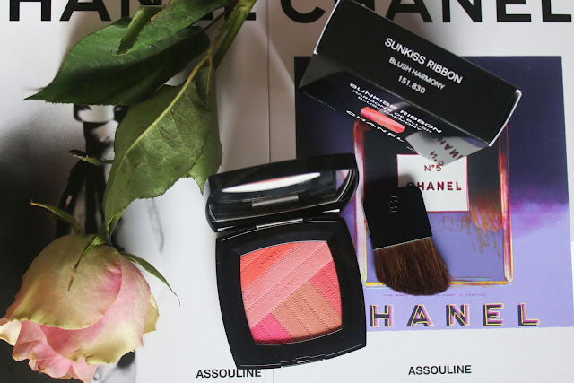 Румяна Chanel Sunkiss Ribbon Blush Harmony 2016 Chanel LA Sunrise